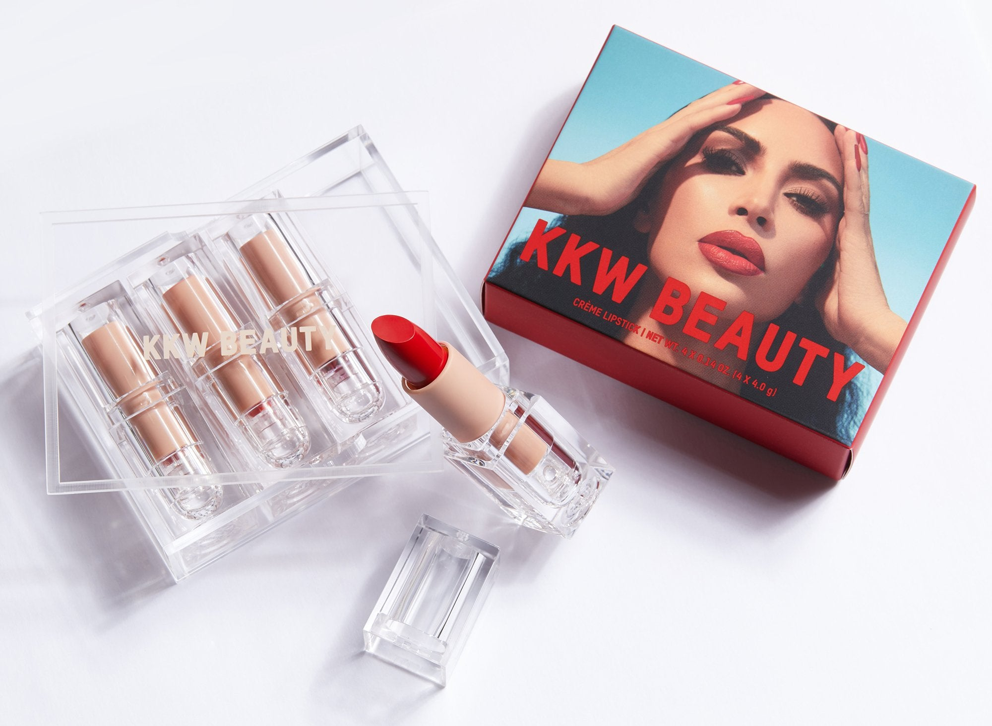 Best of Reds Lipstick Set