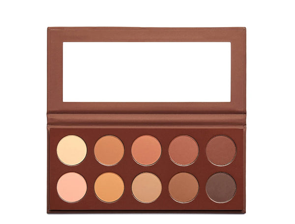 Matte Cocoa Eyeshadow Palette