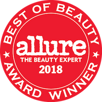 Allure Best Of Beauty Award 2018