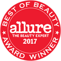 Allure Best Of Beauty Award 2017