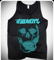 THE KILLABITS Skull Tank Top - Black