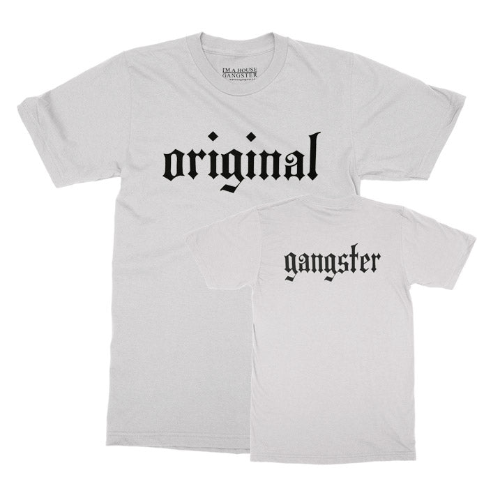 IAHG -Original Gangster- White T-Shirt