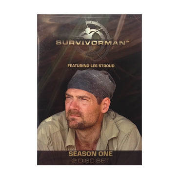 Survivorman - Survivorman Season 1 - DVD