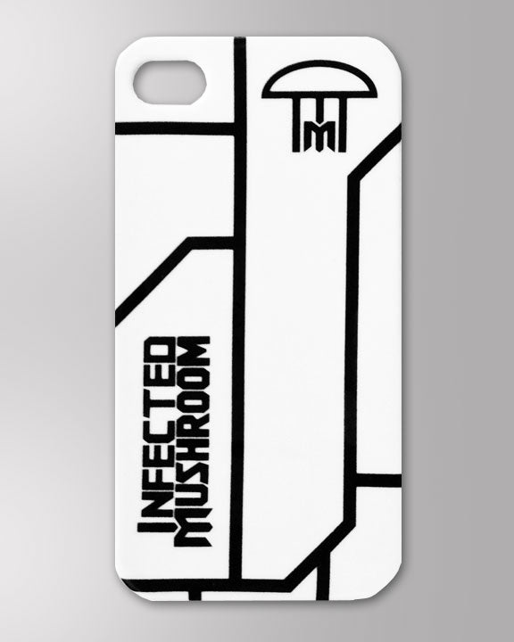 INFECTED MUSHROOM -Linear- IPhone Case