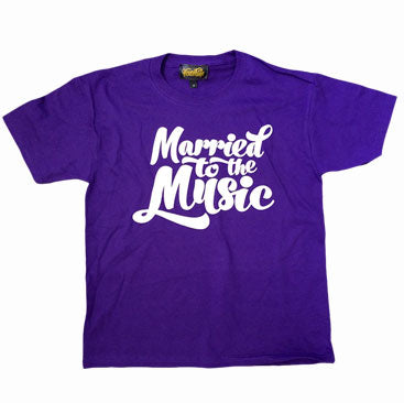 HOUSEWIFE Married To The Music Lil Tee - Purple