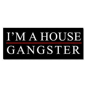 IAHG - Bumper Sticker