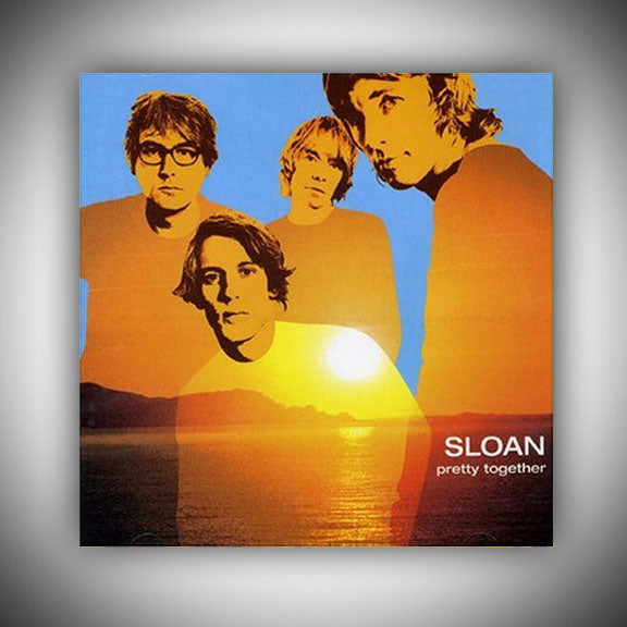 SLOAN Pretty Together CD - 2001