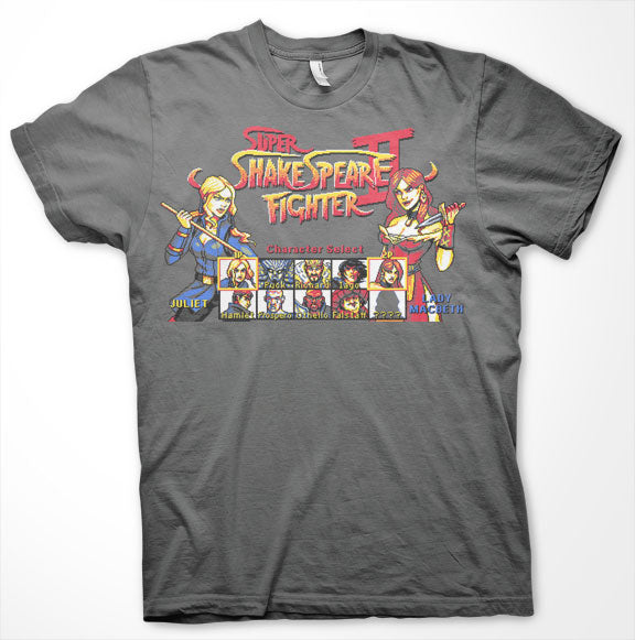 KILL SHAKESPEARE Streetfighter T-Shirt