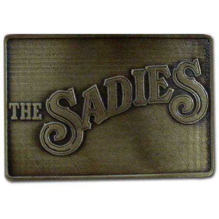 LIMITED EDITION The Sadies Belt Buckle