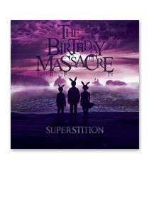 THE BIRTHDAY MASSACRE -Superstition- Poster