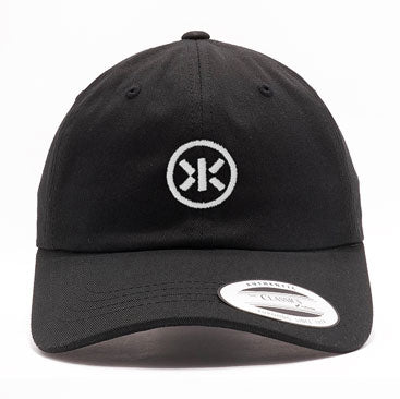 KEYS N KRATES -2016 Logo- Black Twill Hat