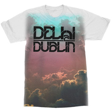 Delhi 2 Dublin - Heavens - White T-Shirt