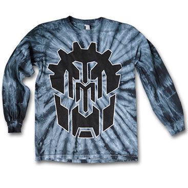 IM RoboShroom Tie Dye Long Sleeve Shirt