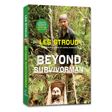 Survivorman Book - Beyond Survivorman