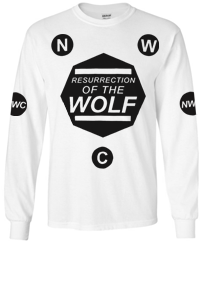 NO WARNING  -ROTW- L/S Shirt