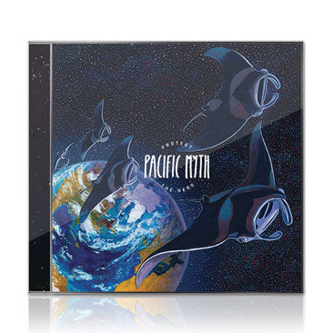 Protest The Hero Exclusive - Pacific Myth CD