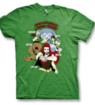KILL SHAKESPEARE Legion Of Doom Unisex T-Shirt