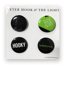 PHTL - Substance Pin Pack