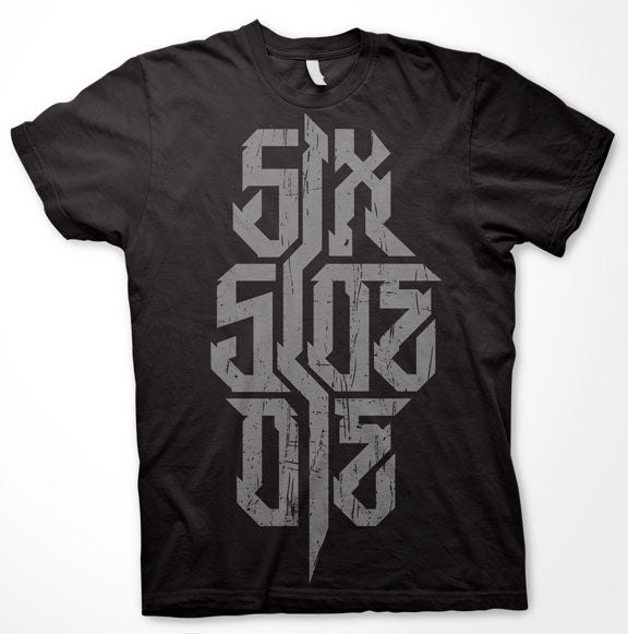 SIX SIDE DIE - Logo - T-Shirt