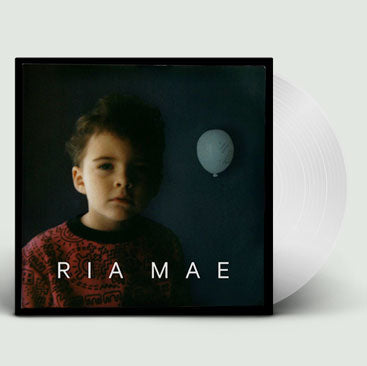 Ria Mae - LTD ED. Clear Vinyl