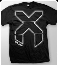 $15!!! EXCISION -X-Blur- T-Shirt - Black