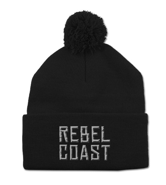 REBEL COAST - Pom Pom Hat