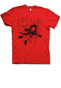 SNFU Voodoo Red T-Shirt