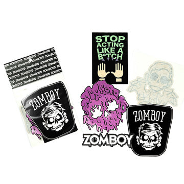 Zomboy - Sticker Pack
