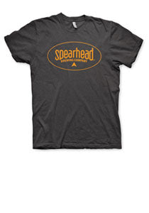 SPEARHEAD Dark Heathered Grey T-Shirt