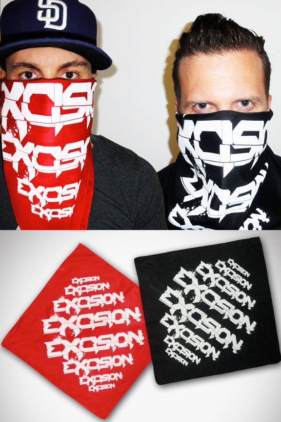 EXCISION Bandana