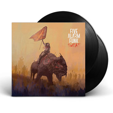 Five Alarm Funk - Sweat - Vinyl LP