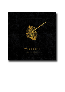 WILDLIFE -On The Heart- CD