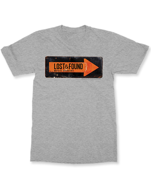 The Next Step 2016 - Lost and Found - Heather Grey T-Shirt