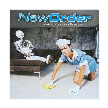 Hommega - New Order - By Ace Ventura (Compilation) CD - 2006