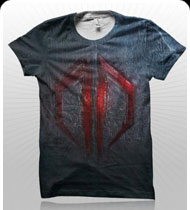 EXCISION -Destroid Invasion- All-Over T-Shirt