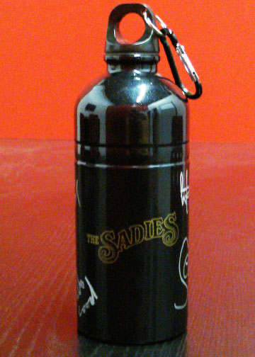 THE SADIES Water Bottle - FIRST 5 ARE SIGNED!