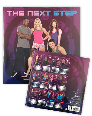 The Next Step 2017 - Wild Rhythm Tour Calendar