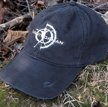 Survivorman - Distressed Rim Hat