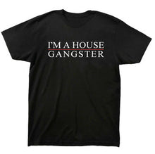 IAHG -I'm A House Gangster- T-Shirt - Black