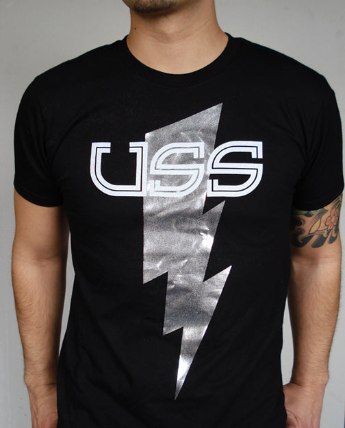 U.S.S. Silver Foil BOLT Shirt Guys