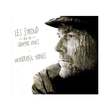 Survivorman - Les Stroud & The Campfire Kings Wonderful Things Collection (CD/DVD)