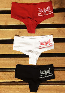 THE ROAD HAMMERS Est 2005 Hot Shorts