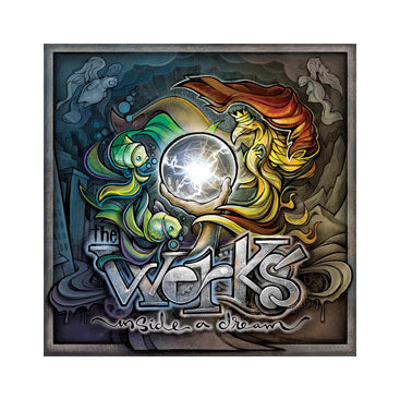 The Werks Inside A Dream CD