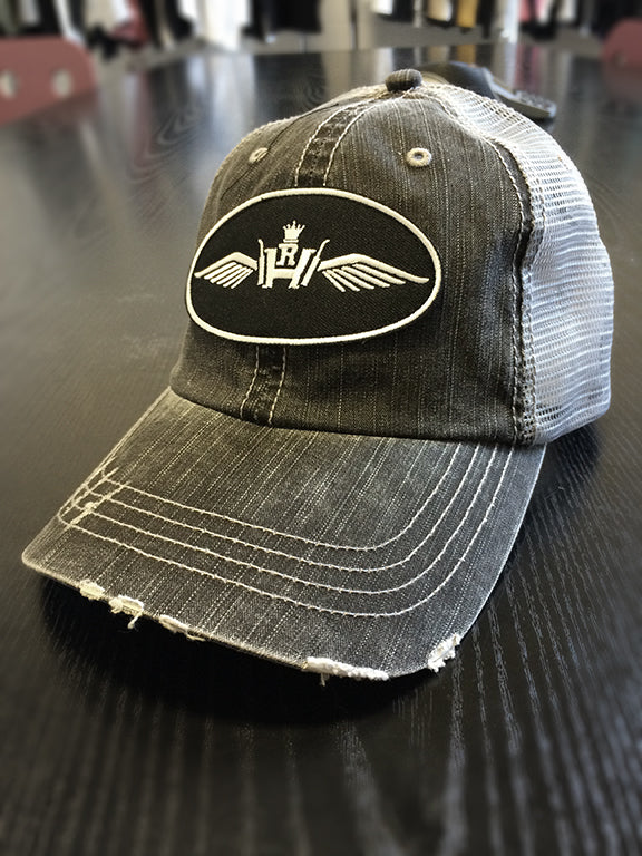 THE ROAD HAMMERS Vintage Logo Hat