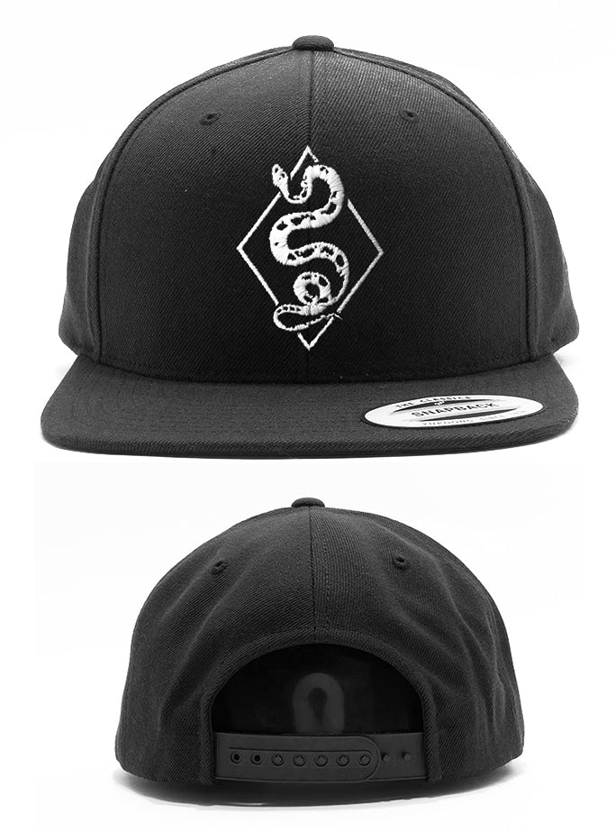 a129c7f6c27 Black Label Snapback Hat