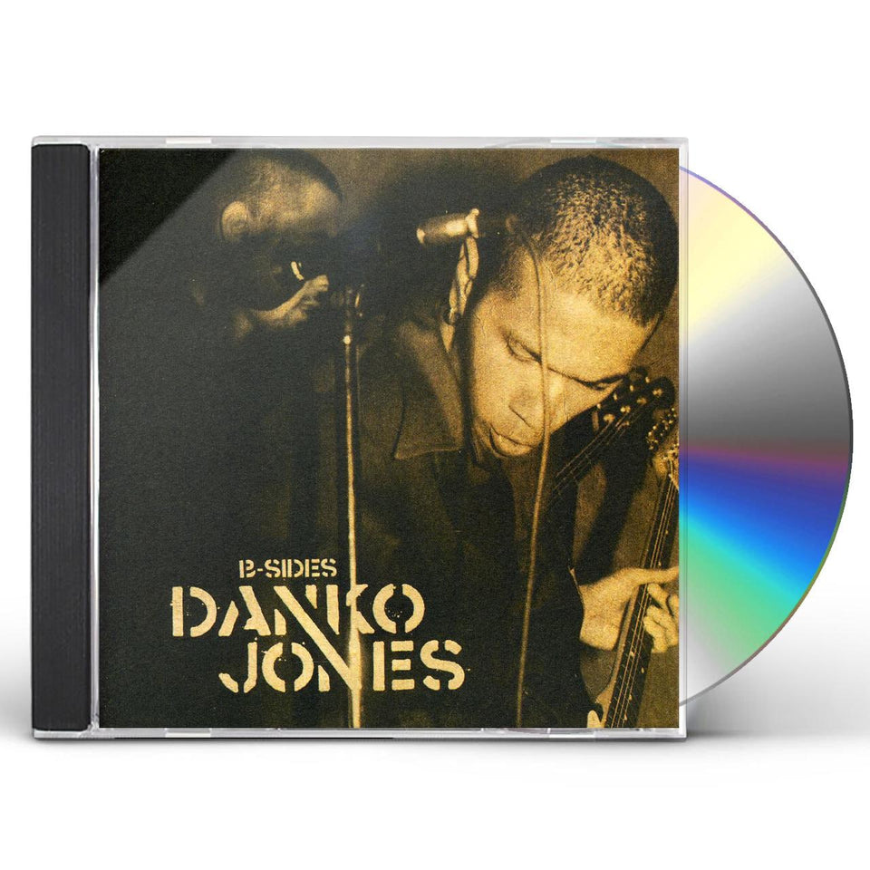 DANKO JONES - B-Sides - CD