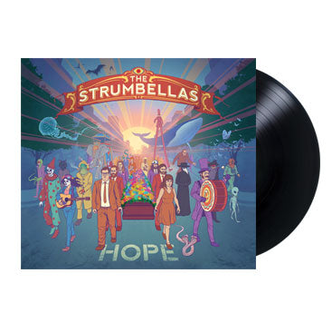 The Strumbellas Hope Black VINYL