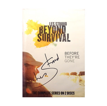 Survivorman - Beyond Survival - DVD