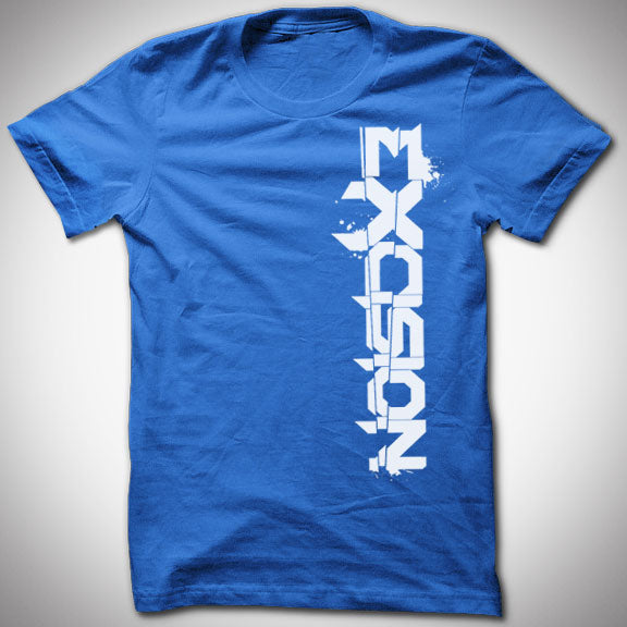 EXCISION Up and Down T-Shirt - Blue