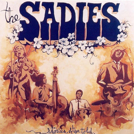 THE SADIES Music - Stories Often Told CD - 2002